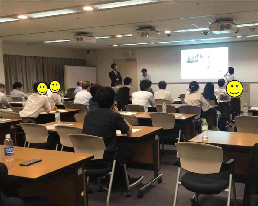 大手上場企業様でセミナー開催!!